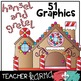 Hansel and Gretel Clipart * Fairy Tales