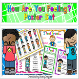 How Are You Feeling? Poster Set