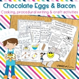 Making Eggs and Ham {States of Matter and Cooking in the Classroom}