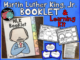 Martin Luther King, Jr. Booklets and Learning Kit BUNDLE