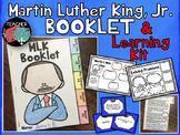 Martin Luther King, Jr. Booklets and Learning Kit, MLK BUNDLE