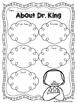 Martin Luther King, Jr. Printables ~ MLK ~ Reading ~ Black