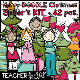 Merry DOODLE Christmas * Seller's KIT *