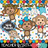 Monkey Fun * SELLER'S KIT