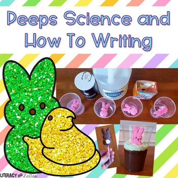 Peeps Science {Easter Science and States of Matter Snacks}