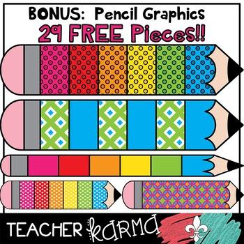 Pencil Puzzle Templates KIT with FREE BONUS!!