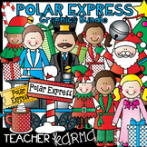 Polar Express Clipart BUNDLE