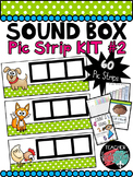 Sound Boxes #2 - Phonemic Awareness - Blend & Segment Phonemes
