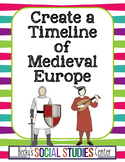 Timeline Project of the Middle Ages in Europe