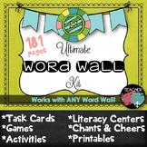 Ultimate Word Wall Kit