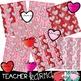 Valentine's Day Seller's Kit #1 Clipart ~ Commercial Use OK