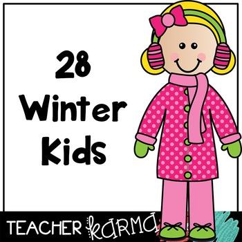 Winter Kids #1