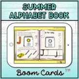 "Summer Alphabet BOOM Cards™ - digital ""coloring"" book"