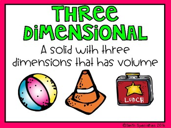 (5th Grade) Envision Math Vocabulary Posters: Topic 12