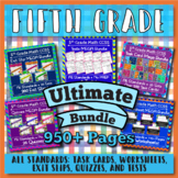5th Grade Math Curriculum Bundle