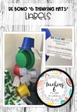 """6 Thinking Hats"" Tags"