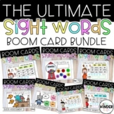 Sight Words Boom Cards™ GROWING BUNDLE Distance Learning
