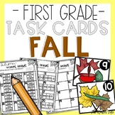 Vowel Teams Task Cards {Fall Edition}