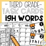 IGH Words Task Cards