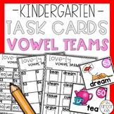 Vowel Teams Task Cards