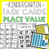 Place Value Math Task Card Game
