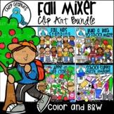 {60% OFF} Fall Mixer Clip Art Bundle