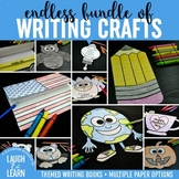 Themed Writing Crafts {ENDLESS BUNDLE}