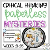 PAPERLESS Problem Solving Mysteries Weeks 21-25 Subtraction