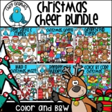 Christmas Cheer Clip Art Bundle - Chirp Graphics