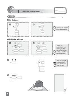 (6A) 1 Division of Decimals (I)