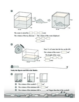 (6A) 15 Volumes of Irregular Objects