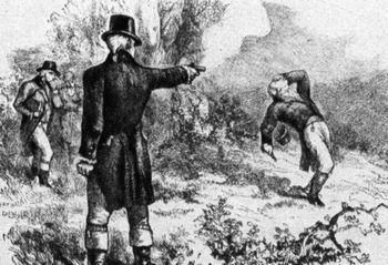 #7 With a Bullet: Andrew Jackson's Mystcal Relationship with Ammunition