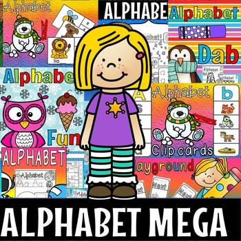 ALPHABET MEGA PRODUCT(230 pages)