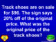 (7th) Quiz Show Game Percent Problems in a PowerPoint Presentation