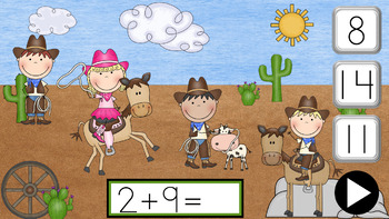 +9 - Home On The Range - PowerPoint Game