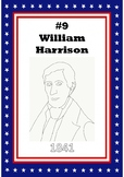 #9 President William Harrison