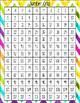 -9 to 120 Number Grids for students