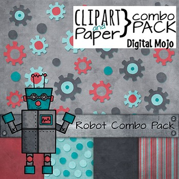 Robot Combo Pack