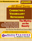 {99 Novel} The Mutiny on the Bounty by Charles Nordhoff and James Hall notecards