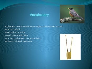 """A Bird Came Down the Walk""  Core Knowledge PowerPoint"
