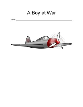 """A Boy at War""- Chapter Comprehension Questions"