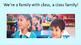 'A CLASS FAMILY' ~ MP4 Curriculum Karaoke™ READ, SING & LEARN