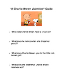 """""""A Charlie Brown Valentine"""" Movie Questions"""