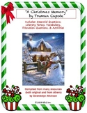 """A Christmas Memory"" by Truman Capote Lesson Plan / Study Guide"