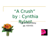 """""""A Crush"""" Powerpoint Intro"""