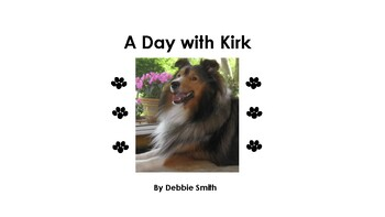 A Day with Kirk Mini Book