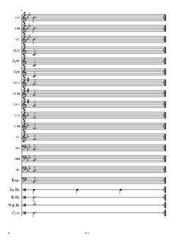 """A Hunting We Will Go"" beginner band arrangement"
