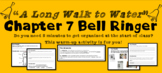 """A Long Walk to Water"" Chapter 7 Warm-Up Activity - Bell Ringer - PRINTABLE"
