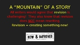 """A Mountain of a Story"" (personal narrative PowerPoint)"