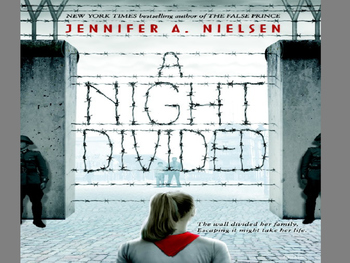 """A Night Divided"" Pre-Reading Power Point"
